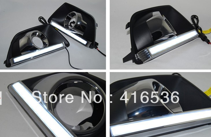 Brand New DRL Ford EcoSport Daytime Running Lights 2013 EMS - PARROT-CAR store