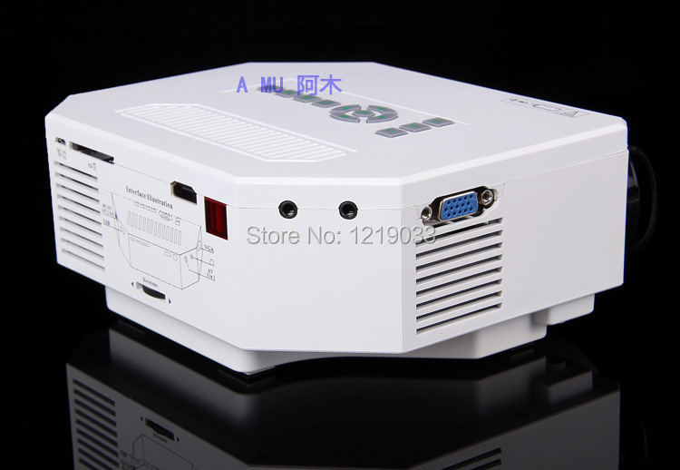 2015 new portable smart projector mini intelligent for Portable hdmi projector reviews
