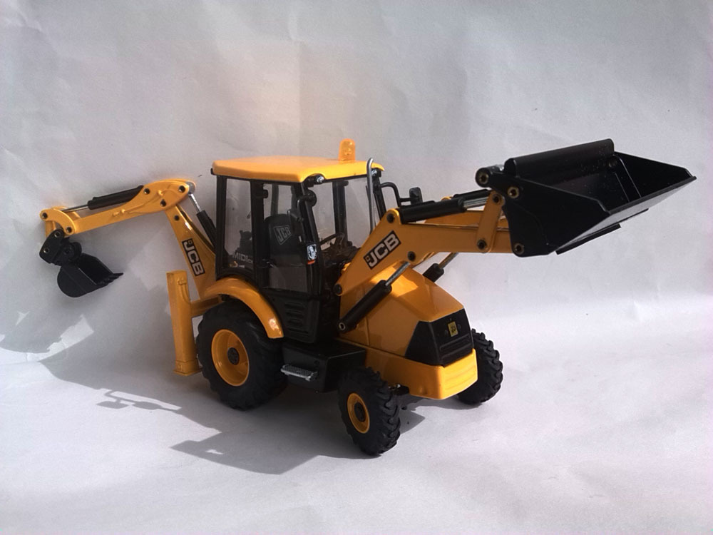 1:35 JCB MIDI CX Contractor Backhoe Loader(China (Mainland))