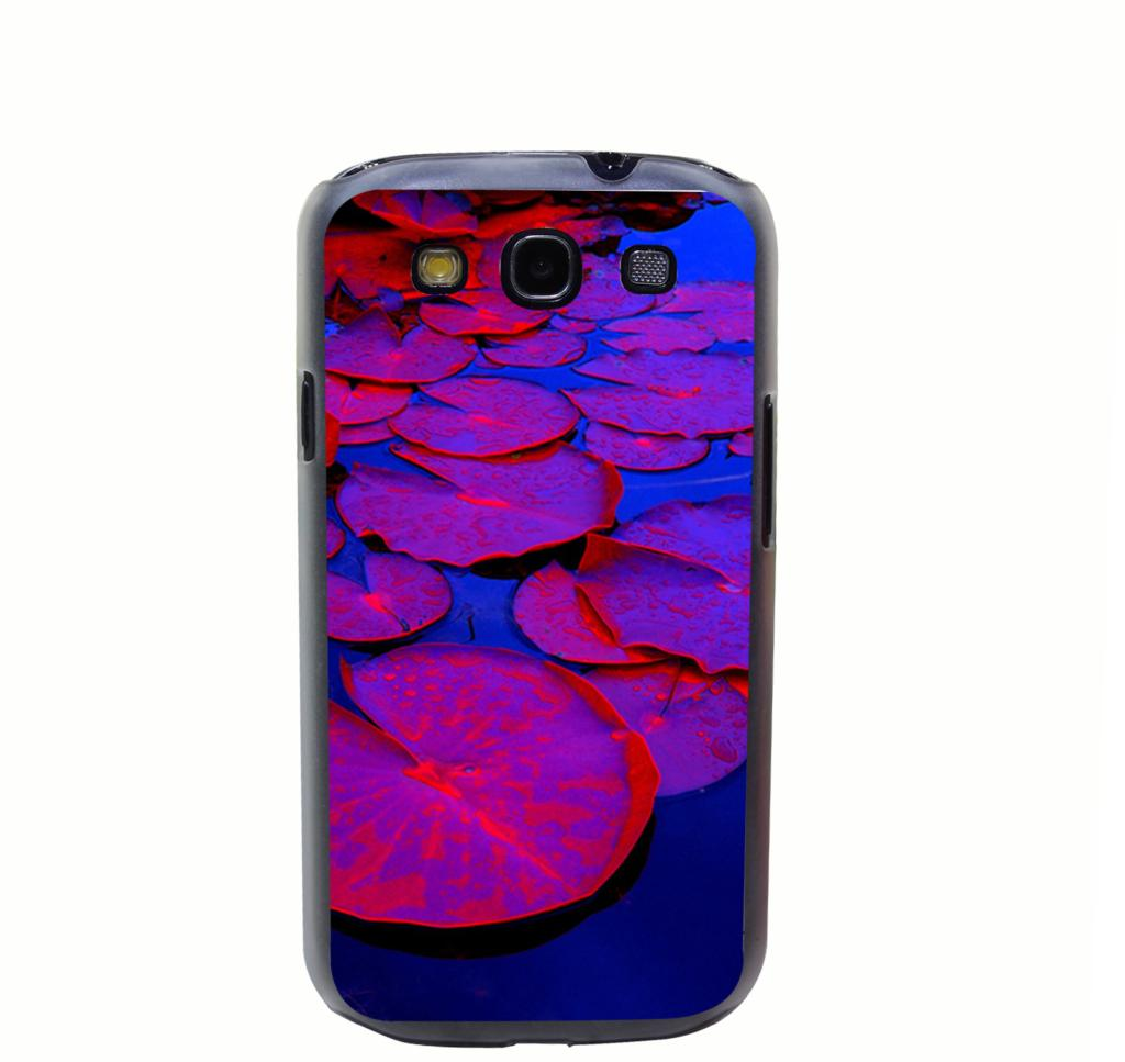 Buy Lily Pads I 973108 Style Transparent Hard Case Cover