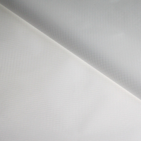 1X1.5M 40D White Waterproof Tent Fabric Lightweight Ripstop Nylon Fabric For Kite Outdoor Toys Making