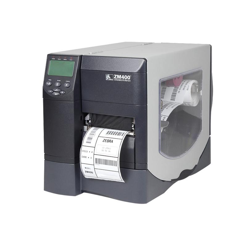 freeshipping Zebra ZM400(203dpi) Barcode label thermal Printer machine<br><br>Aliexpress