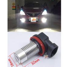 2 x For Nissan Xterra 05-2010 Etc H11 CREE Chips 5W LED Car Fog Light Bulbs Front Fog Lamps 12V(China (Mainland))
