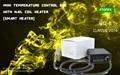 CLASSIC 2014 WIZB Contain Titanium nai MINI TEMPERATURE CONTROL BOX NAIL COIL HEATER TITANIUM NAIL