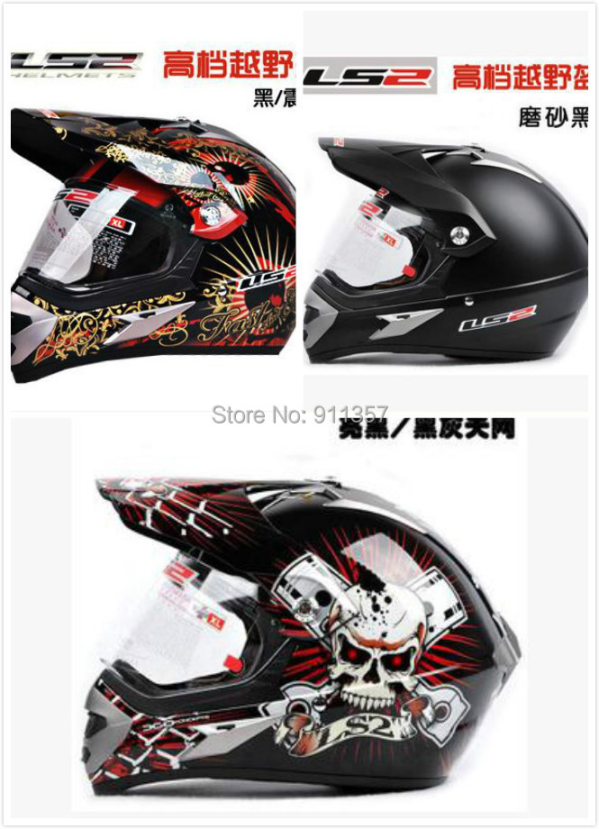 International famous brand multi function LS2 helmet racing motocorss helmet LS2 MX433 off road motorcycle helmet(China (Mainland))