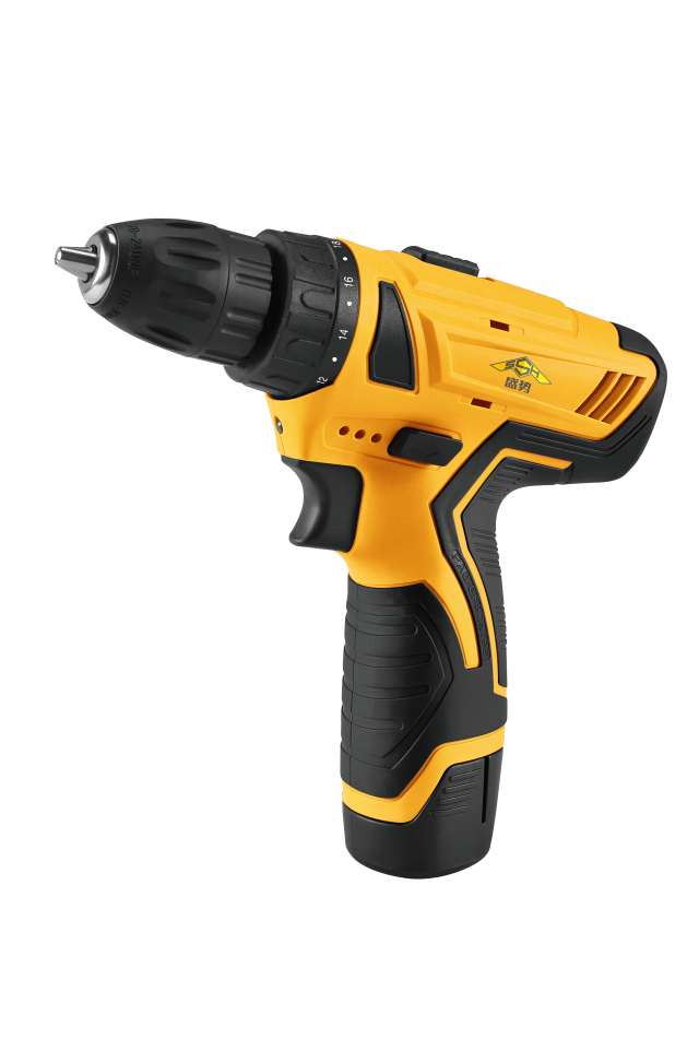 10.8V Professional Power Tool Double Speed Cordless Drill(China (Mainland))
