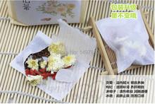 Boxthorn chrysanthemum cassia seed tea eyesight tea radiation resistant tea huangshan gongju zhongning medlar