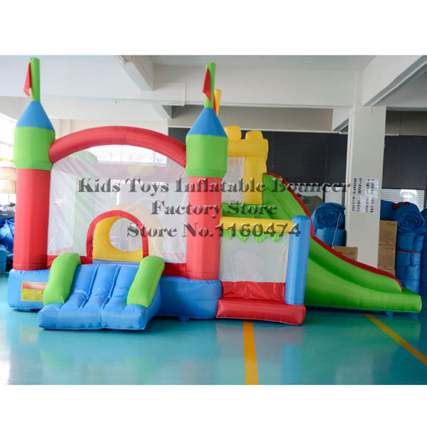DHL FREE SHIPPING Bouncy castle inflatable bouncer jumping slide combo<br><br>Aliexpress