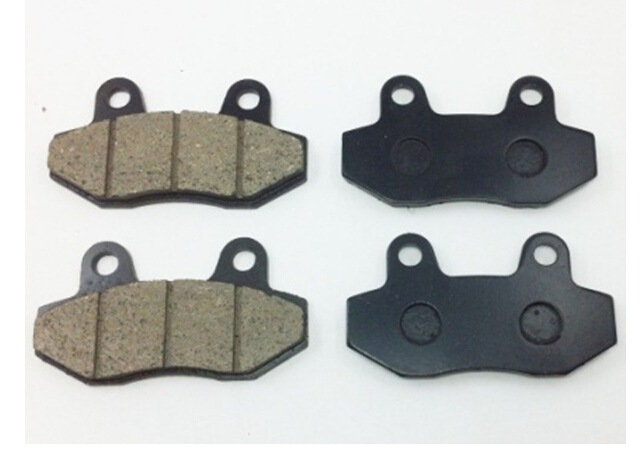 Wholesale font b GY6 b font 50cc 150cc Front Brake Pads for Chinese Scooter Moped ATV