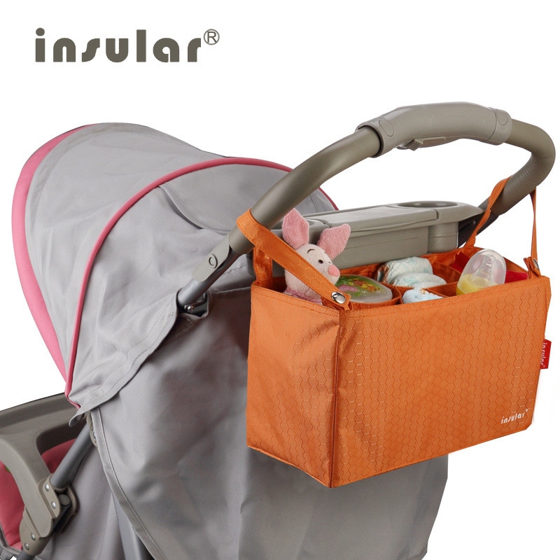2016 Top Fashion Mummy Bag Nappy Maternity Handbag Baby Tote Diaper Organizer Bottle Storage Multifunctional Separate Bag(China (Mainland))