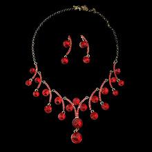 New Jewelry Sets Necklace Tl030 New Alternative Style Bridal Jewelry Wholesale Satellite Chain Set Wedding Dress Accessories