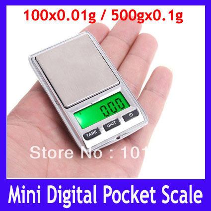 Free shipping 100gx0.01g / 500gx0.1 Mini Jewelry Pocket Digital Scale Gram & Oz,MOQ=1