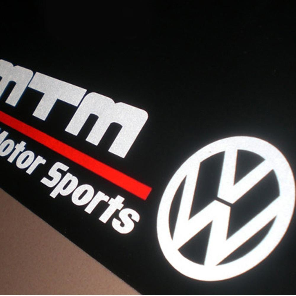 Car visor sticker designs -  2016 Reflective Car Stickers 5pcs Set Sun Shade Visor Evil Rabbit Mtm Modified For Volkswagen