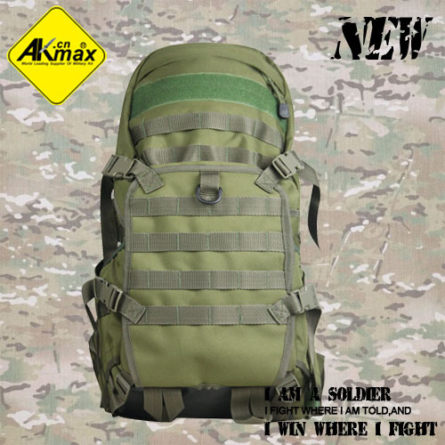 AKMAX men's outdoor backpack military army TAD system Tactical multifunctional wear-resistant Tech-A bag - Fashionoutdoor Industry Co.,Ltd store