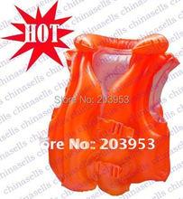 in stock Genuine INTEX children life jackets swim vest swimming suit High quality(China (Mainland))