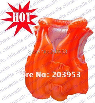 in stock Genuine INTEX children life jackets swim vest swimming suit High quality