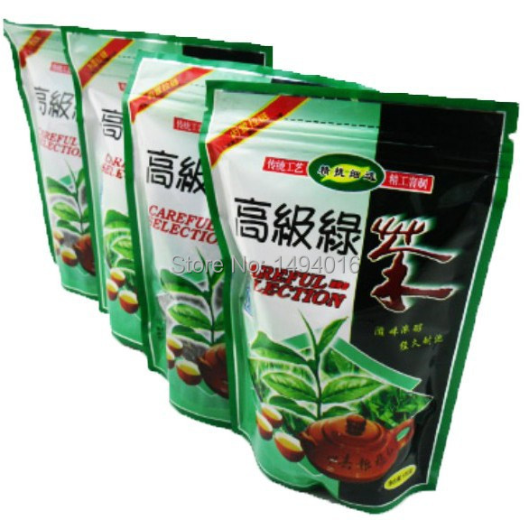 500g green tea 0.5kg per bag chinese china blooming green tea top grade tea for weight loss new age bag packing Free Shipping<br><br>Aliexpress
