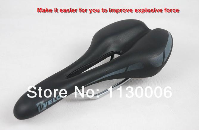 Hot! Ergonomically designed comfortable breathable shockproof VELO specialized mountain bike saddle free shipping(China (Mainland))