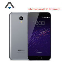 Original Meizu M2 Note 2  FDD LTE 4G Mobile Phone MTK6753 Octa Core 5.5″ 1920X1080 Android 5.1 2GB RAM ROM 16G 13MP Dual SIM GPS