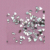 20wheels 12 styles All Clear Mix Shape Silver Rhinestones in Wheel For 3D Nail Art Decorations SKU:D0003X