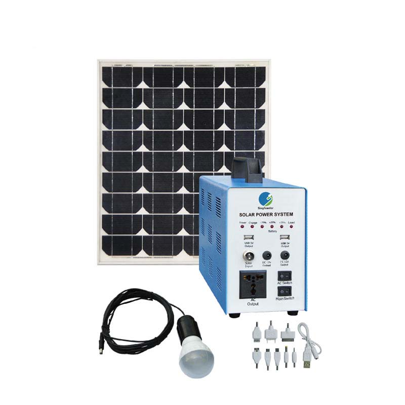 New Arival MIni Solar Energy System Off Grid 15W 18V Photovoltaic System Solar Panel 15W 12V Mono Battery Lead Acid SF031(China (Mainland))