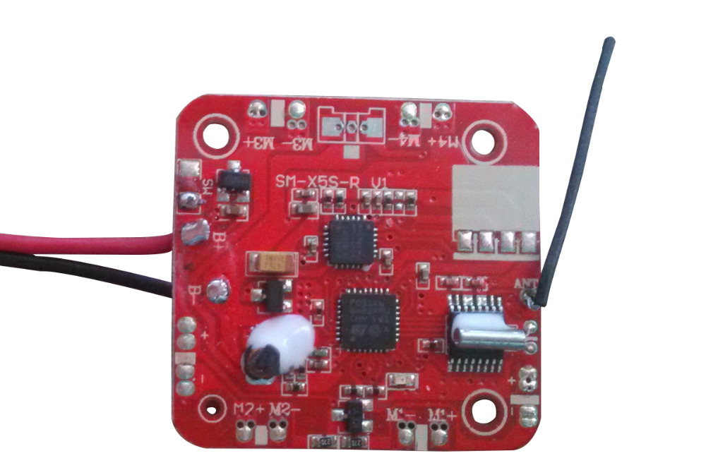 Syma X5SC X5SW RC Quadcopter Spare Parts Receiver Board SM-V5S-R