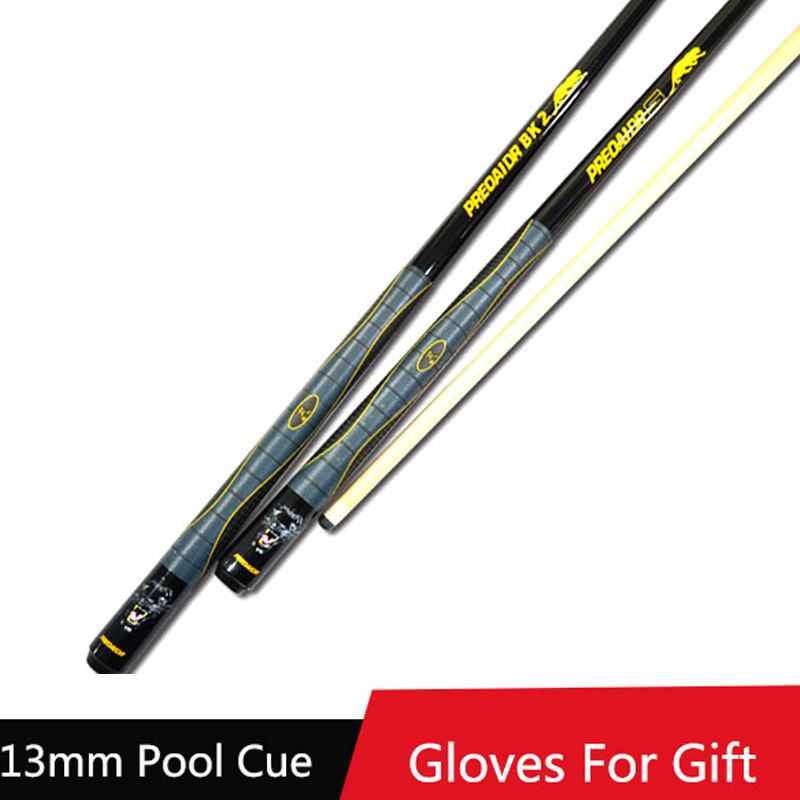 New Arrival Brand Pool Cue 13mm Tips Center Joint Nine-ball Ball Arm 1/2 Split Cues Billiard Pool Cue Stick Accessories 2015(China (Mainland))