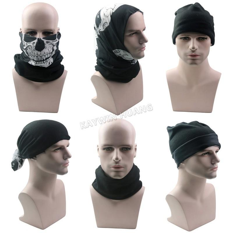 Retail Latest Popular Multi Purpose Cycling Tube Mask Outdoor Polartec Headwear Multifunction Polar Fleece Winter Bandana