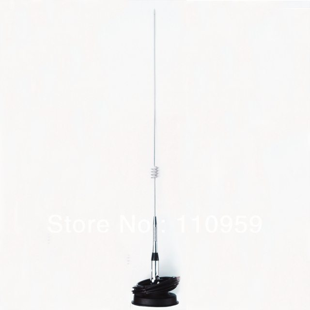 Vehicle antenna a 400MHz-470MmHz omnidirectional antenna the waterproofing height 78cm gain 6DB