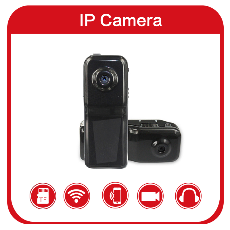 WiFi ip camera Wireless Mini DVR Camera P2P Micro SD Card Security Hidden Recording Action Video Recorder Surveillance Camera(China (Mainland))