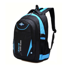 Orthopedics schoolbags High quality students of school bags lightweight and durable Large capacity backpack for boys and girls(China (Mainland))