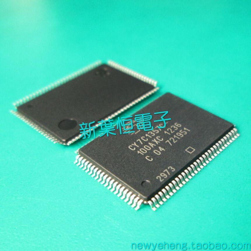 10PCS CY7C1357A-100AC CY7C1357A-100AI new original authentic SRAM Cypress(China (Mainland))