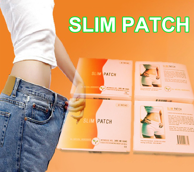 60pcs-Slimming-Navel-Stick-Slim-Patch-Magnetic-Weight-Loss ...