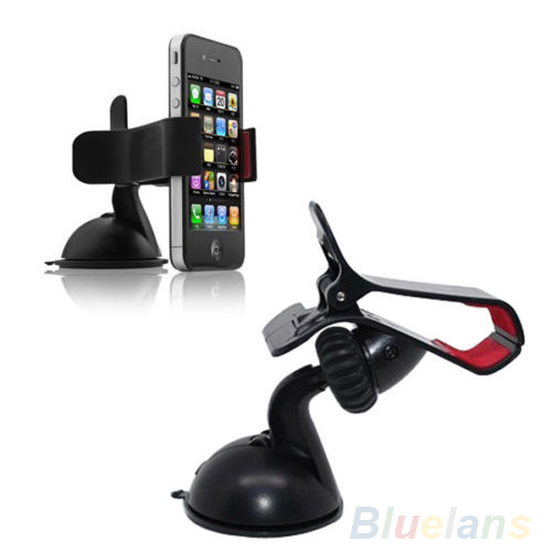 Car Stick Windshield Mount Stand Holder for Cellphone Mobile Phone GPS Universal 01PO(China (Mainland))