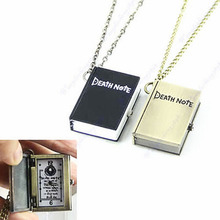 Anime Death Note DeathNote Necklace Charm Pendant pocket watch(China (Mainland))
