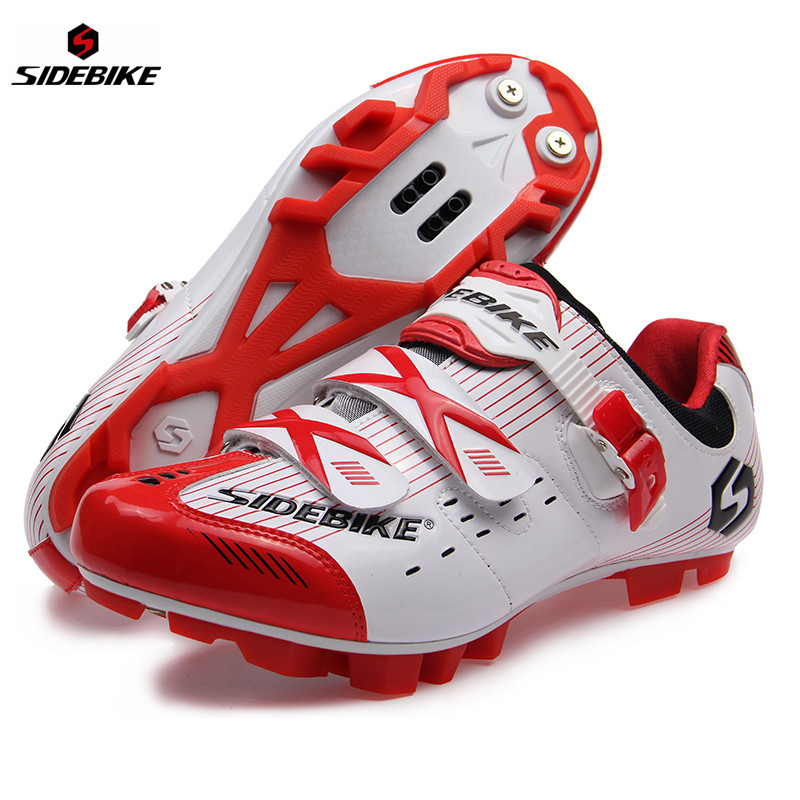 SIDEBIKE Professional Cycling Nylon TPU Sole Shoes Mountain Bike Racing Shoes Women Men MTB Athletic Shoes Bicycle shoes(China (Mainland))