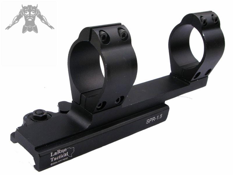 LaRue Tactical SPR-1.5 LT104 QD Quick Detach 30mm Scope Mount with 20mm Rail(China (Mainland))