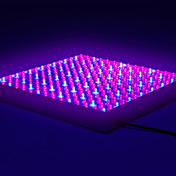 New 225 LED Hydroponic Plant Grow Light Panel Red Blue