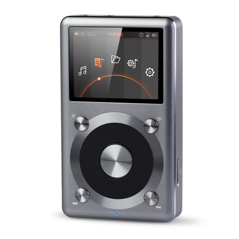 Fiio X3K X3 II 2nd Generation HIFI Native DSD Decoding 192k Hz / 24bit Lossless Protable MP3 Music Player(China (Mainland))
