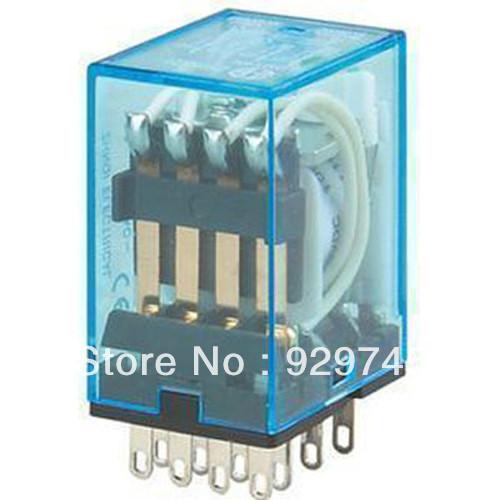 5pcs New AC 110V Coil Power Relay MY3NJ 11 Pin(China (Mainland))