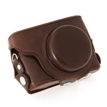 TARION Protective Camera Bag Case Cover Protector for Panasonic Lumix DMC LX7 Coffee New(China (Mainland))