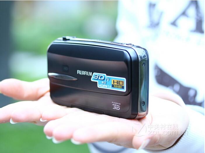 Original Fuji fujifilm finepix real 3d w3 3d 3d w3 digital camera 3d carema(China (Mainland))