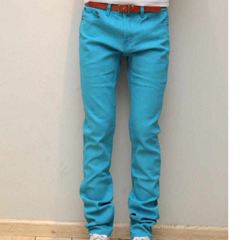 2013 New Men Clothing Autumn Fashion Slim Jeans Skinny ...