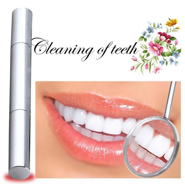 1 PCS New Tooth Gel Whitener Teeth Whitening Pen Dental Care Bleach Stain Eraser Remove Instant