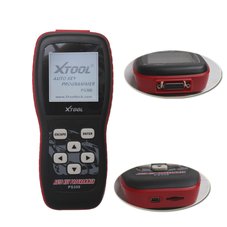 PS300 Auto Key Programmer 100% Original internet update immobilizer PS 300 Car Key Programming same function as X100+(China (Mainland))
