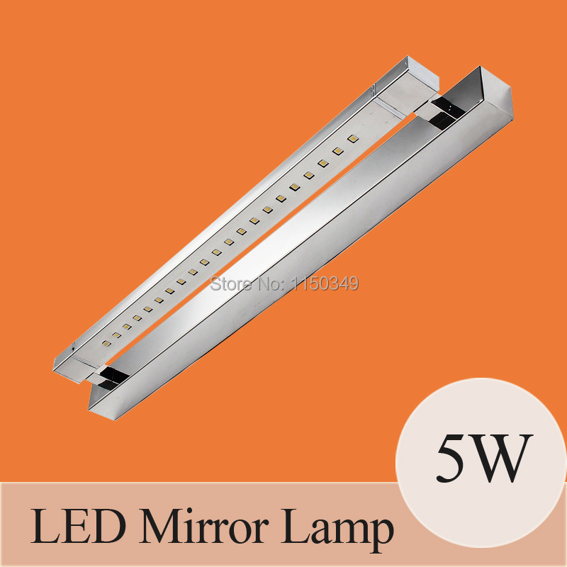 Modern brief bathroom led mirror light wall lamp dressing