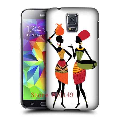 Capa, menina nacional transparente Side rígido casos de telefone para Galaxy Note 3(China (Mainland))