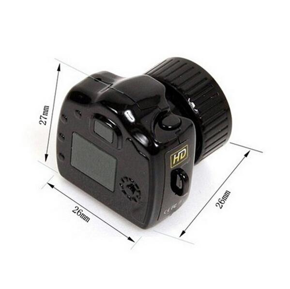 smallest cam Y2000 Mini DV Sport Camera Micro Camera Digital Mini DVR Video Voice Recorder Camcorder