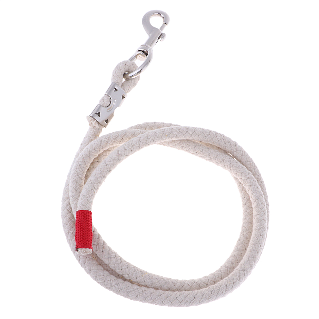 14mm Equestrian Horse Riding Lead Ropes Halters Cotton Weave Reins