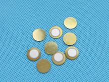 10pcs 12mm Thickness 0.33mm Copper Piezo Disc for Buzzer Pressure Sensor Speaker DIY Electronic(China (Mainland))
